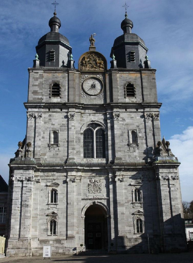 Basilique Saint-Hubert à SAINT-HUBERT